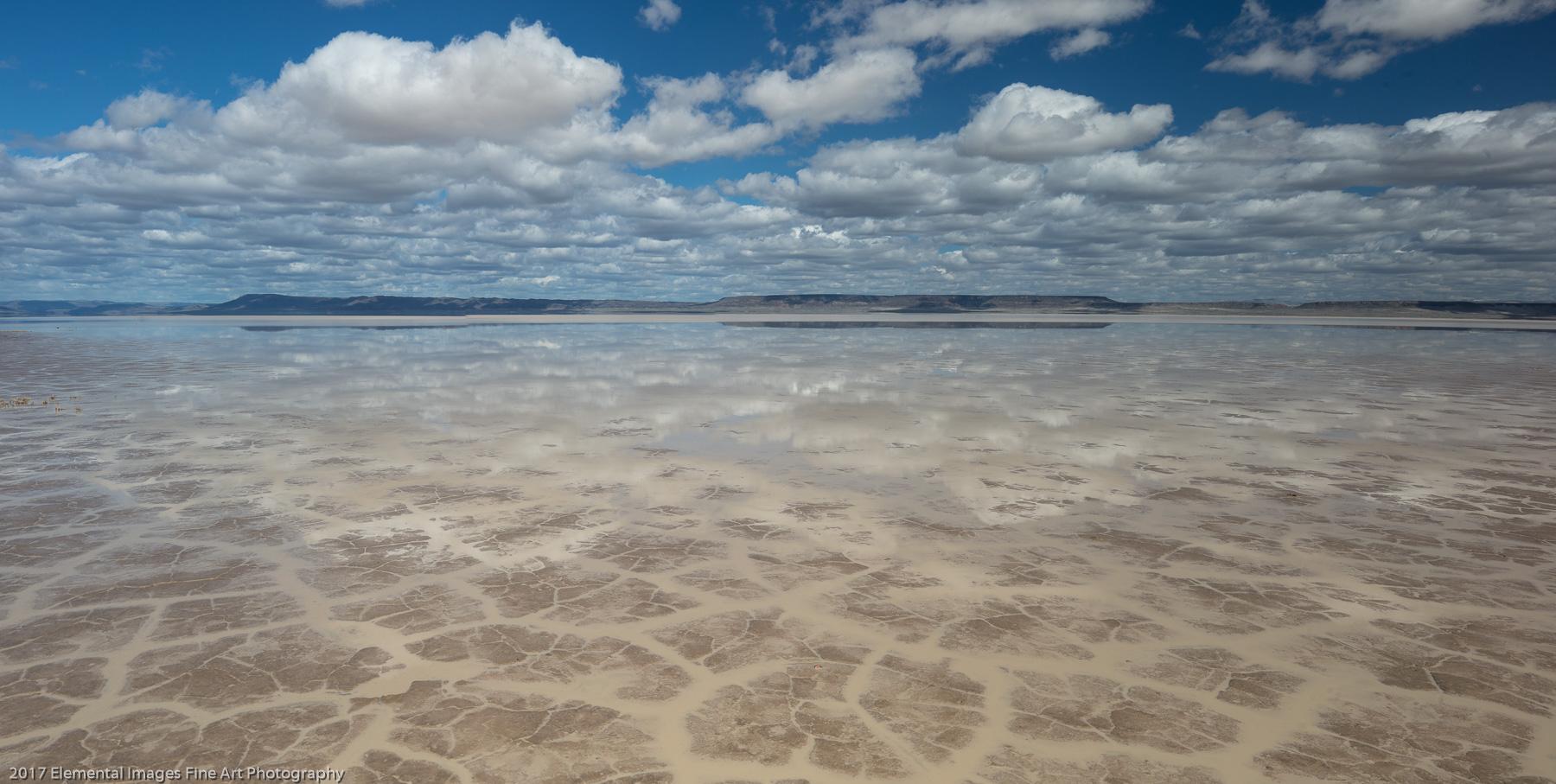 Desert Playa | Alvord Desert | OR | USA - © 2017 Elemental Images Fine Art Photography - All Rights Reserved Worldwide