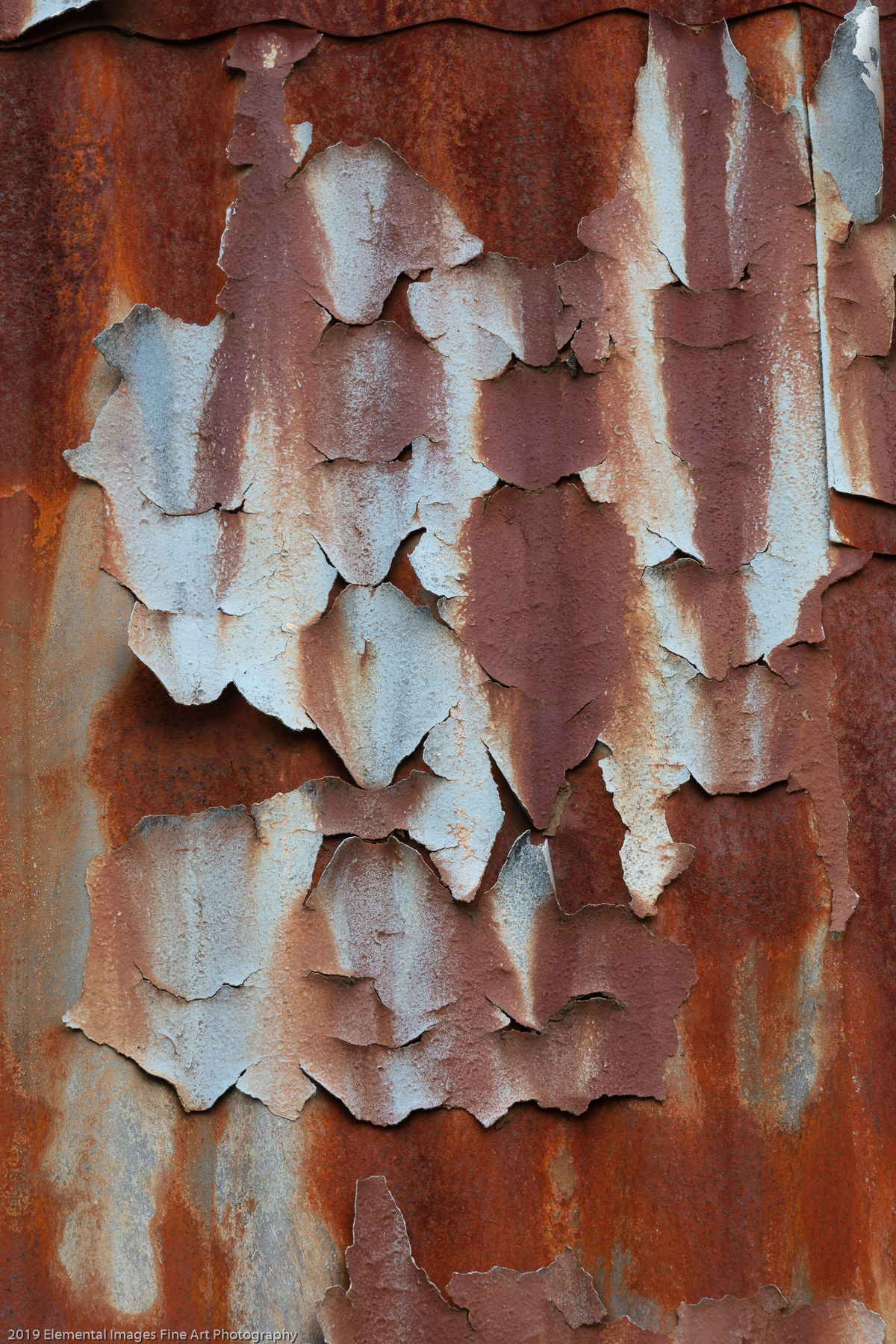 Rust #16 |  |  | USA - © 2019 Elemental Images Fine Art Photography - All Rights Reserved Worldwide