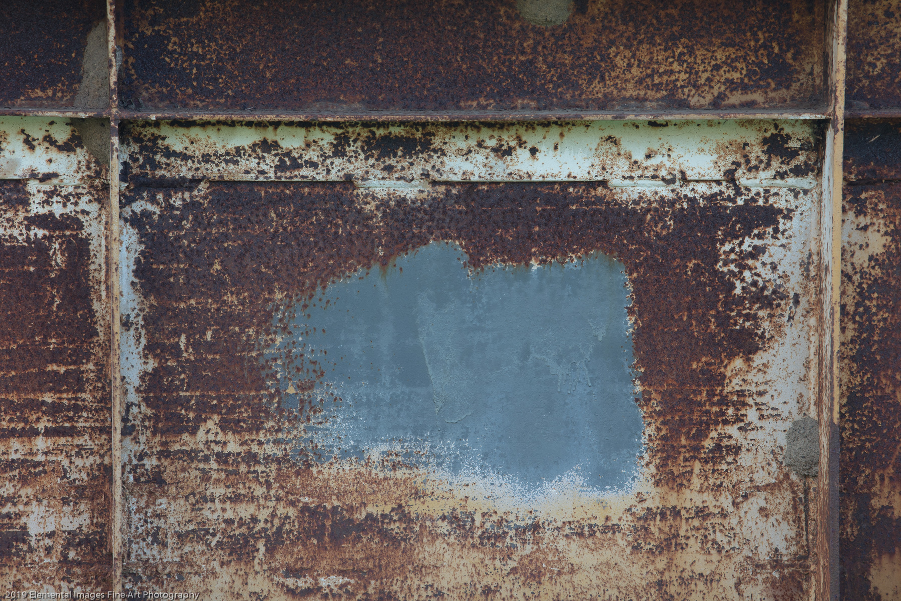 Rust #1 |  |  | USA - © 2019 Elemental Images Fine Art Photography - All Rights Reserved Worldwide