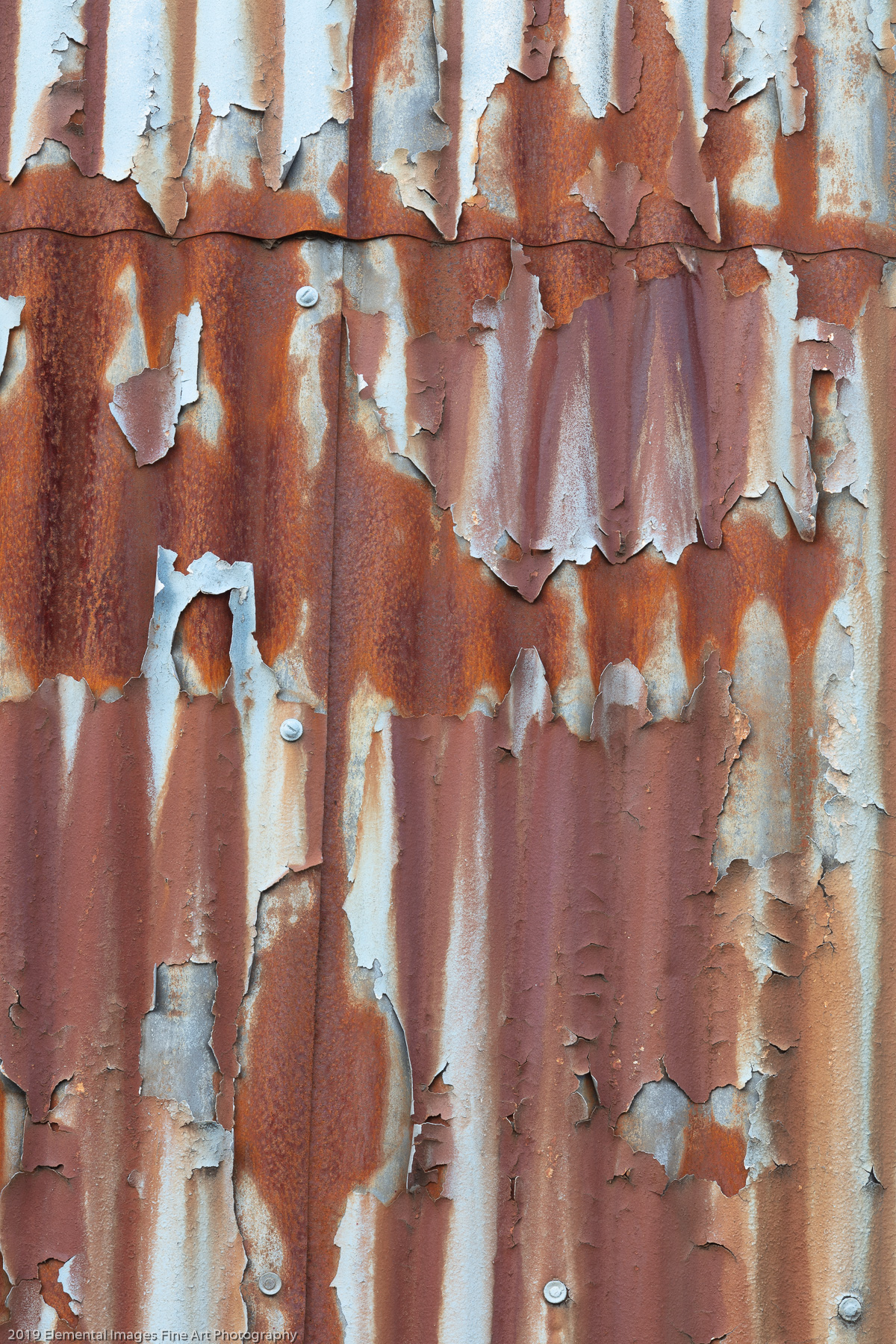 Rust #12 |  |  | USA - © 2019 Elemental Images Fine Art Photography - All Rights Reserved Worldwide