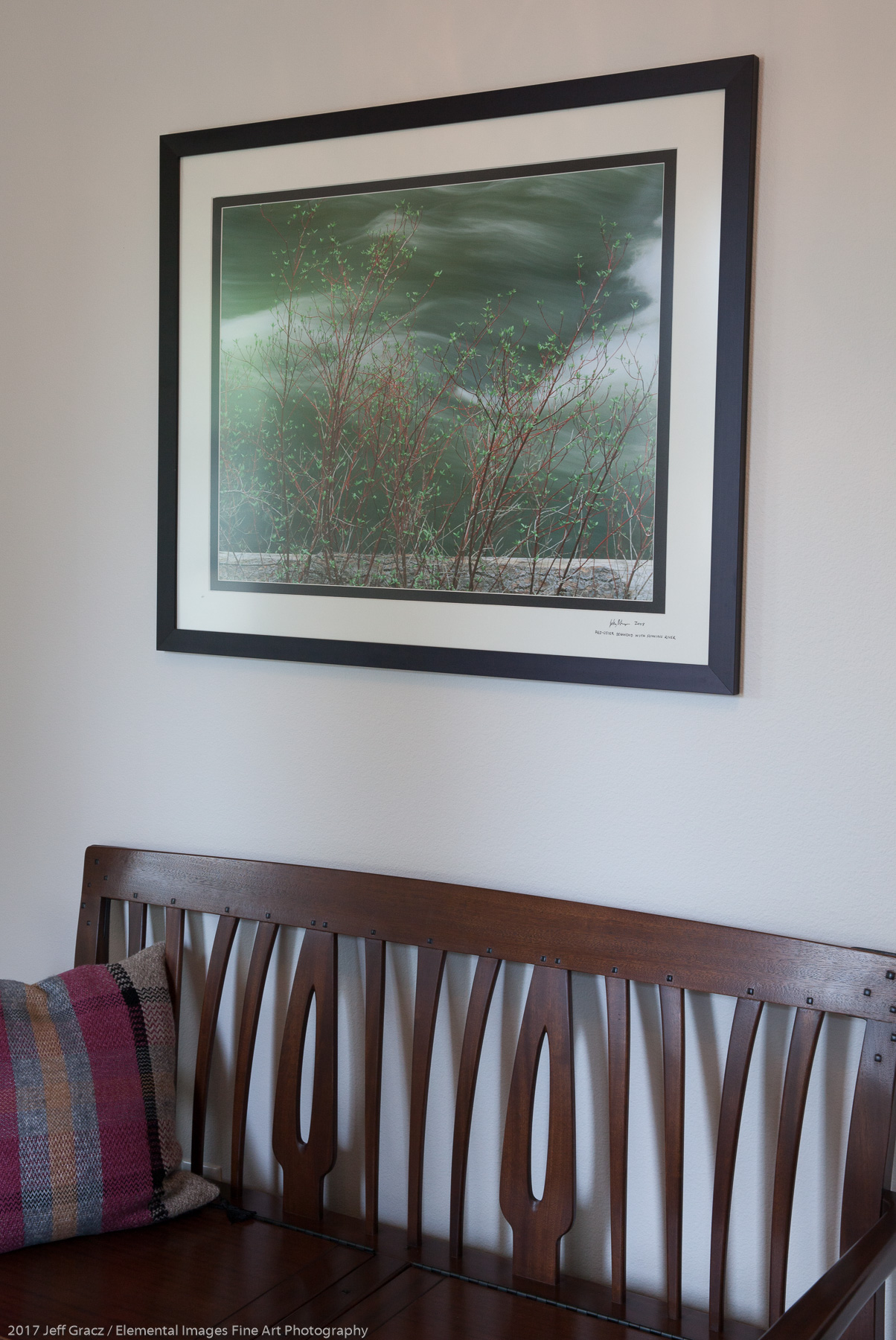 Double matted print with metal frame and UV protective, glare reducing glazing | Vancouver | WA | USA - © 2017 Jeff Gracz / Elemental Images Fine Art Photography - All Rights Reserved Worldwide