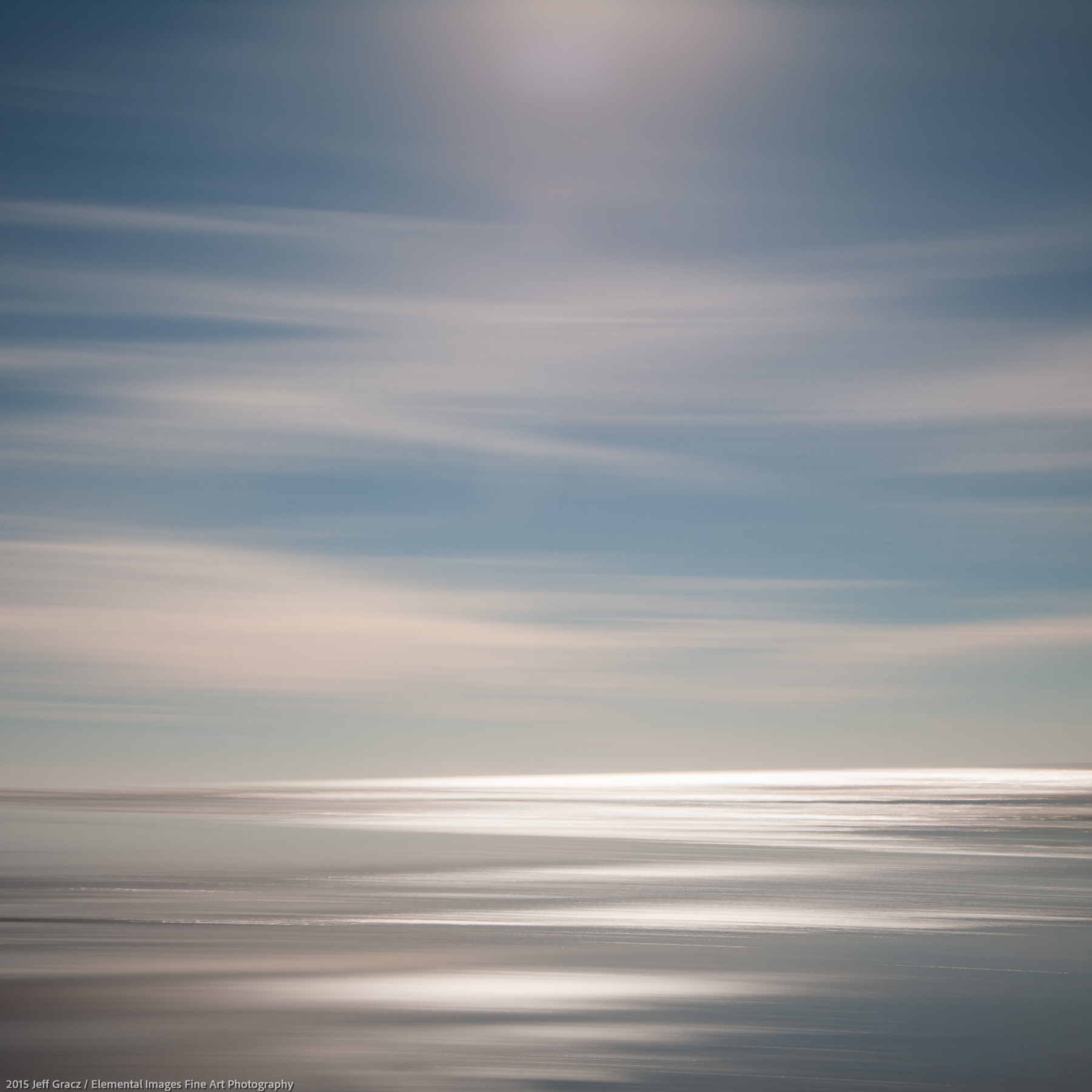 Sea and Sky XLVI | Long Beach | WA | USA - © 2015 Jeff Gracz / Elemental Images Fine Art Photography - All Rights Reserved Worldwide