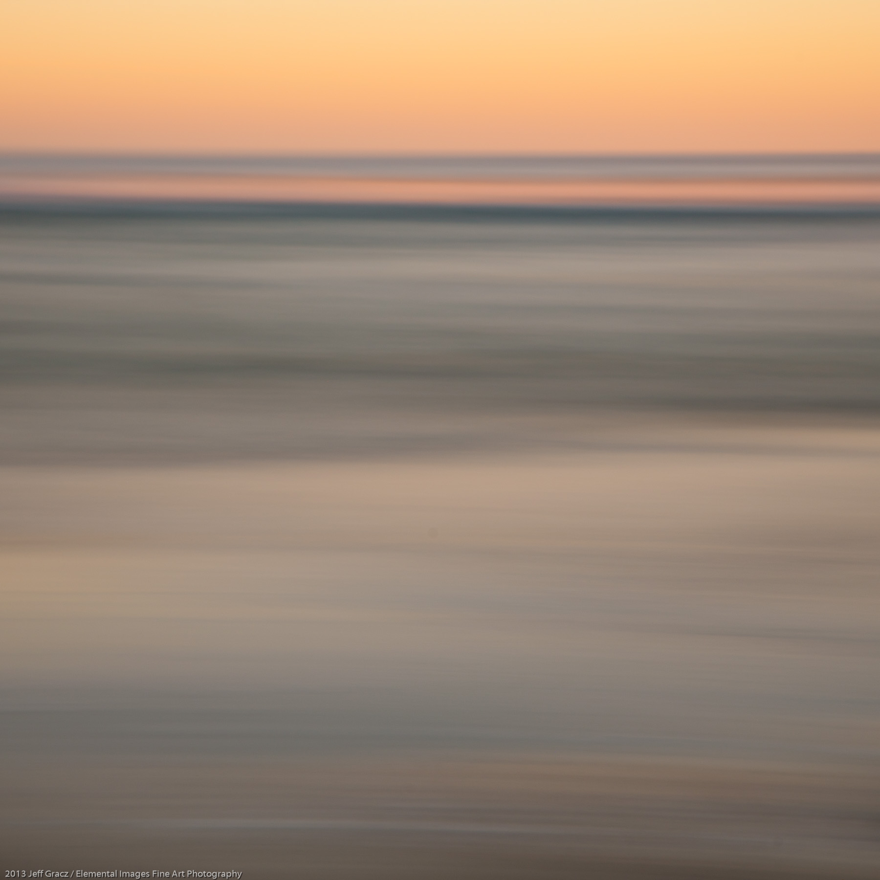 Sea and Sky XXVII | D River State Wayside | OR | USA - © 2013 Jeff Gracz / Elemental Images Fine Art Photography - All Rights Reserved Worldwide