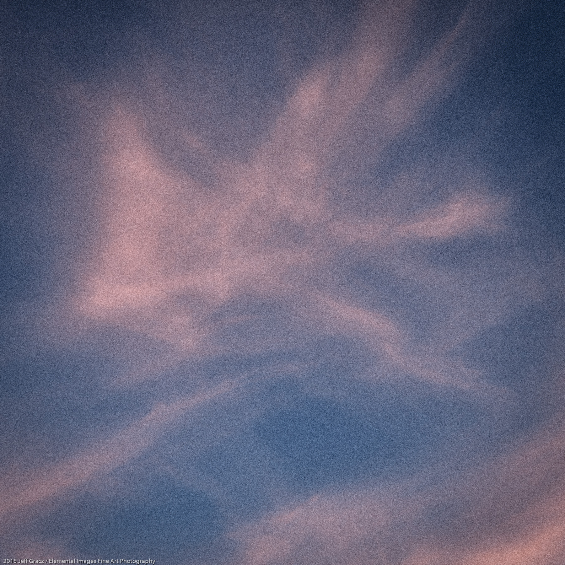 Skyscapes #1   Vancouver   WA   USA - © 2015 Jeff Gracz / Elemental Images Fine Art Photography - All Rights Reserved Worldwide