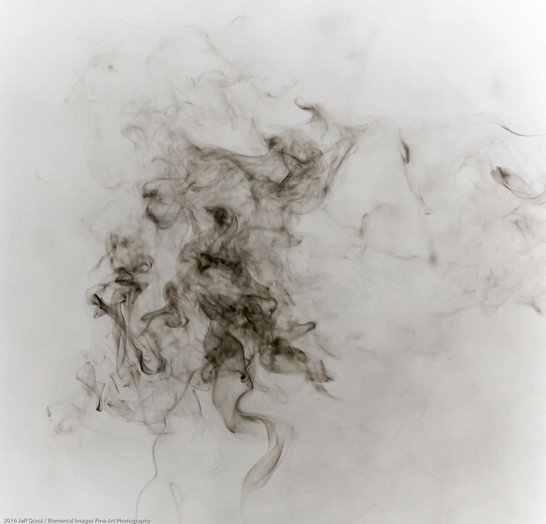 Smoke 9   Vancouver   WA   USA - © 2016 Jeff Gracz / Elemental Images Fine Art Photography - All Rights Reserved Worldwide