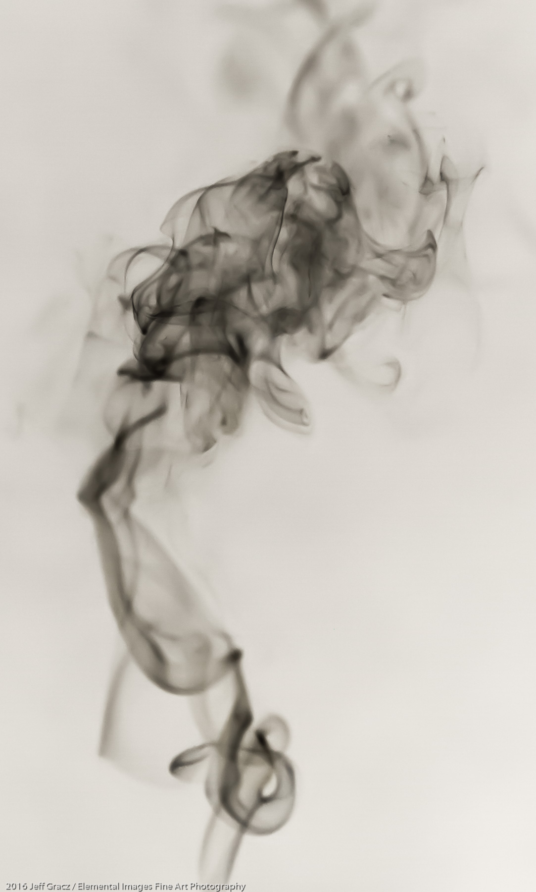 Smoke 18 | Vancouver | WA | USA - © 2016 Jeff Gracz / Elemental Images Fine Art Photography - All Rights Reserved Worldwide