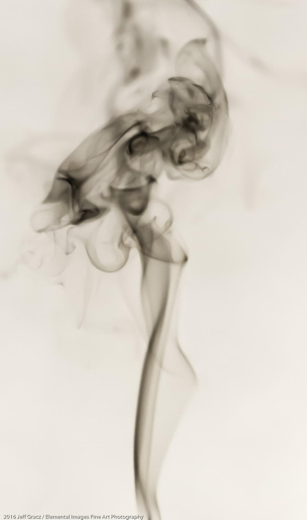 Smoke 19 | Vancouver | WA | USA - © 2016 Jeff Gracz / Elemental Images Fine Art Photography - All Rights Reserved Worldwide