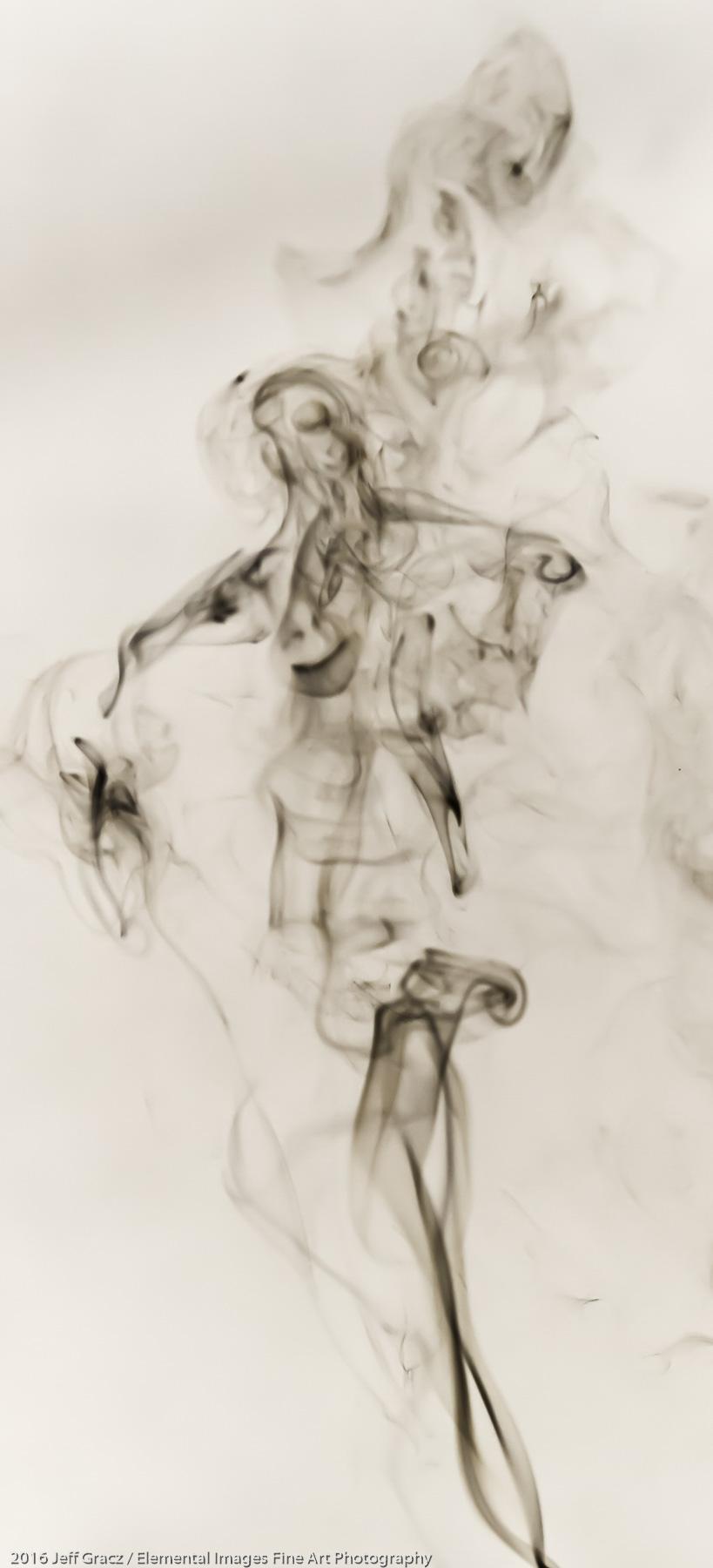 Smoke 22 | Vancouver | WA | USA - © 2016 Jeff Gracz / Elemental Images Fine Art Photography - All Rights Reserved Worldwide