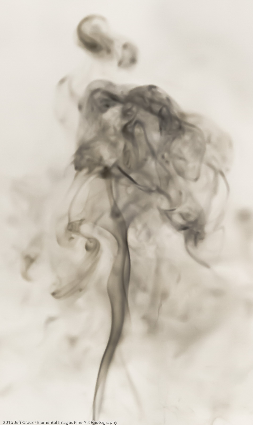 Smoke 26 | Vancouver | WA | USA - © 2016 Jeff Gracz / Elemental Images Fine Art Photography - All Rights Reserved Worldwide