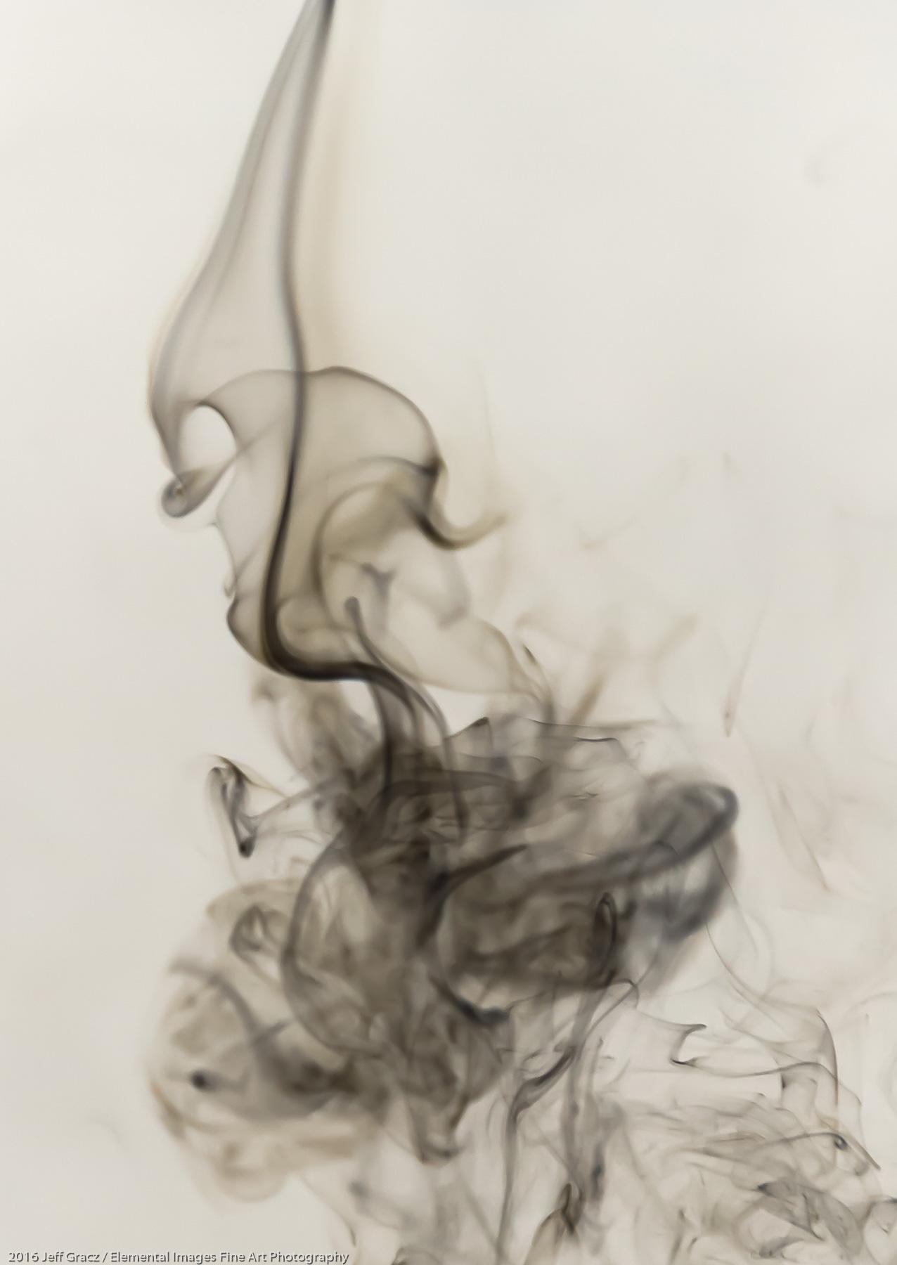 Smoke 33 | Vancouver | WA | USA - © 2016 Jeff Gracz / Elemental Images Fine Art Photography - All Rights Reserved Worldwide
