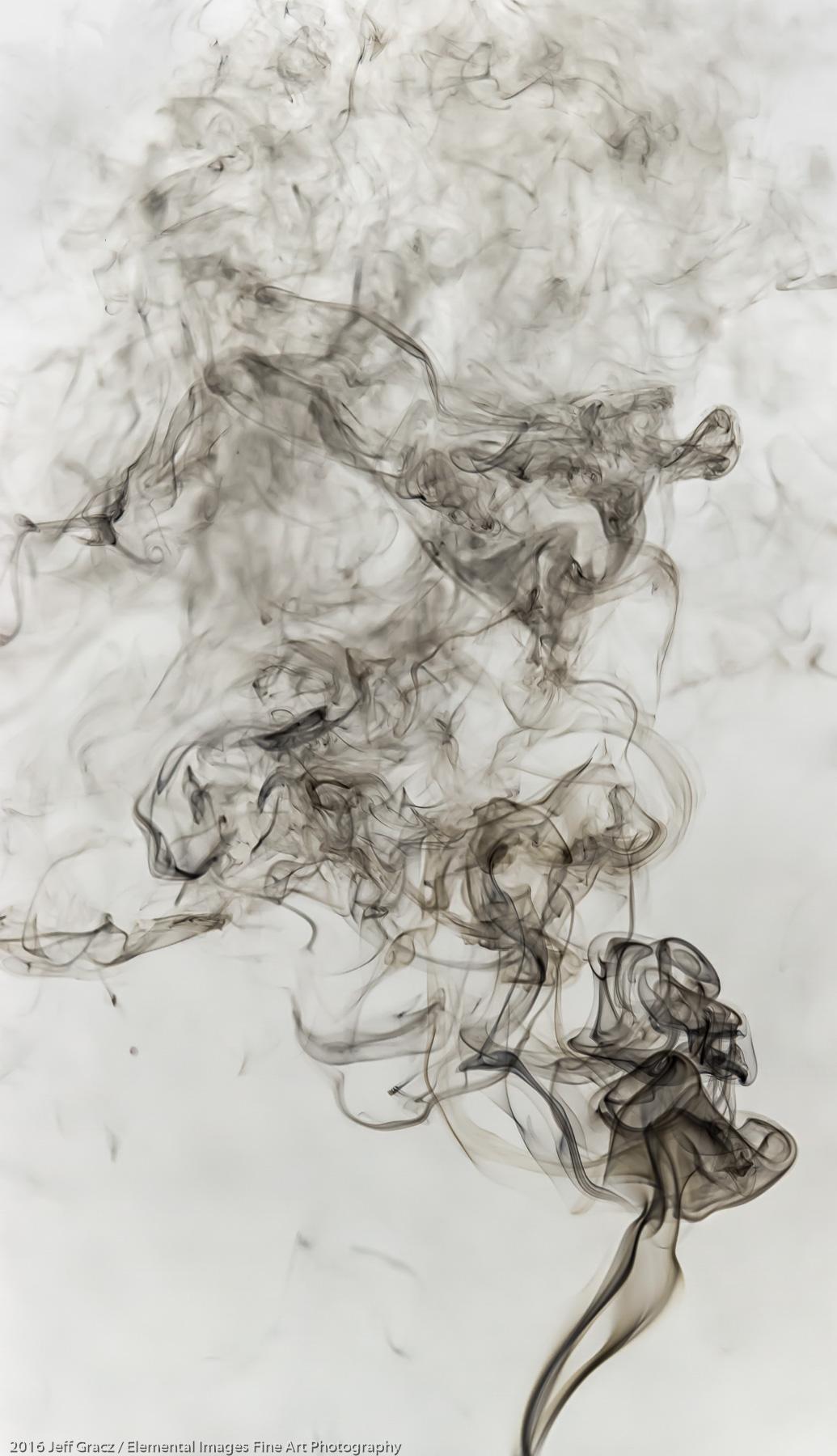 Smoke 34 | Vancouver | WA | USA - © 2016 Jeff Gracz / Elemental Images Fine Art Photography - All Rights Reserved Worldwide