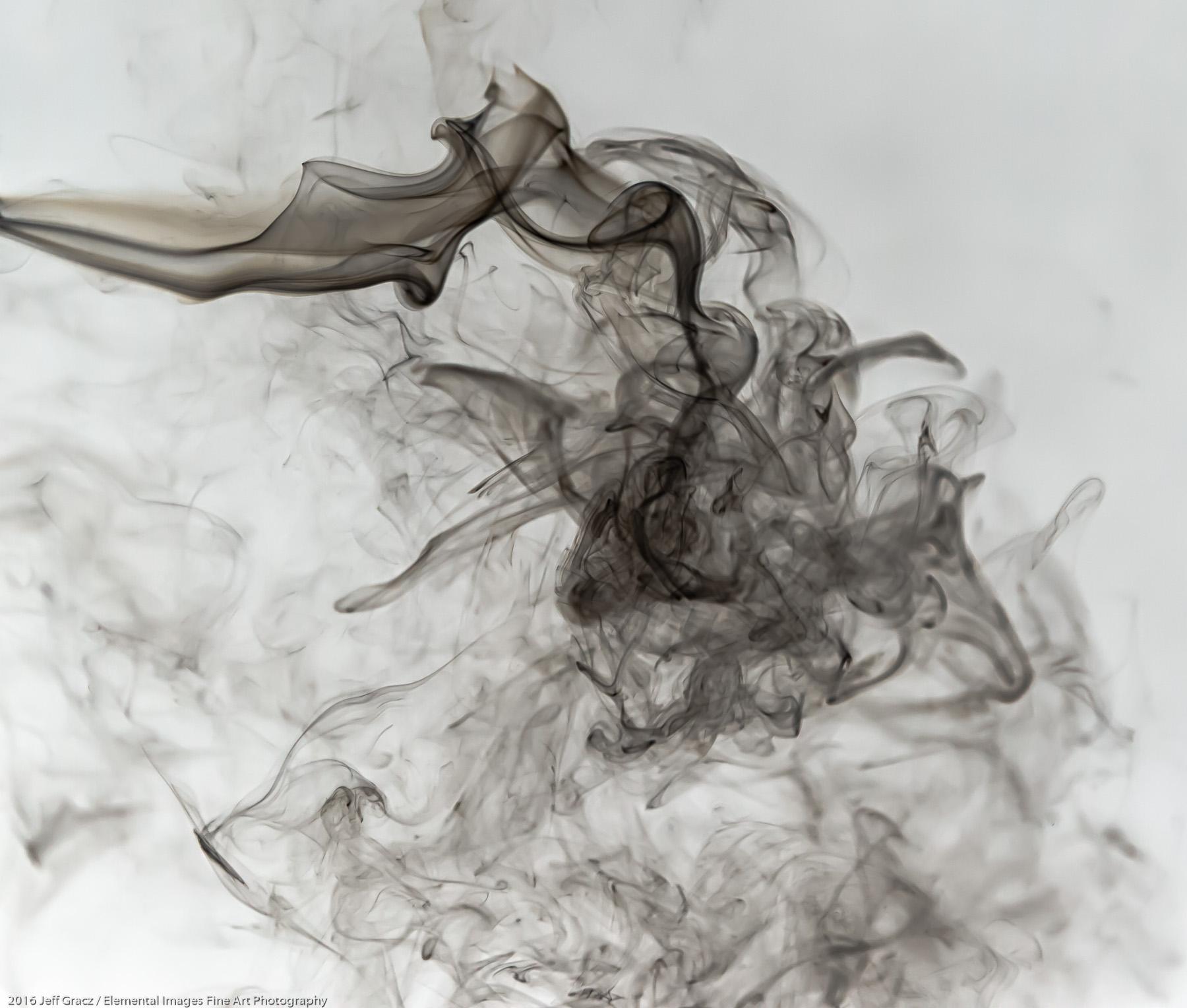 Smoke 36 | Vancouver | WA | USA - © 2016 Jeff Gracz / Elemental Images Fine Art Photography - All Rights Reserved Worldwide