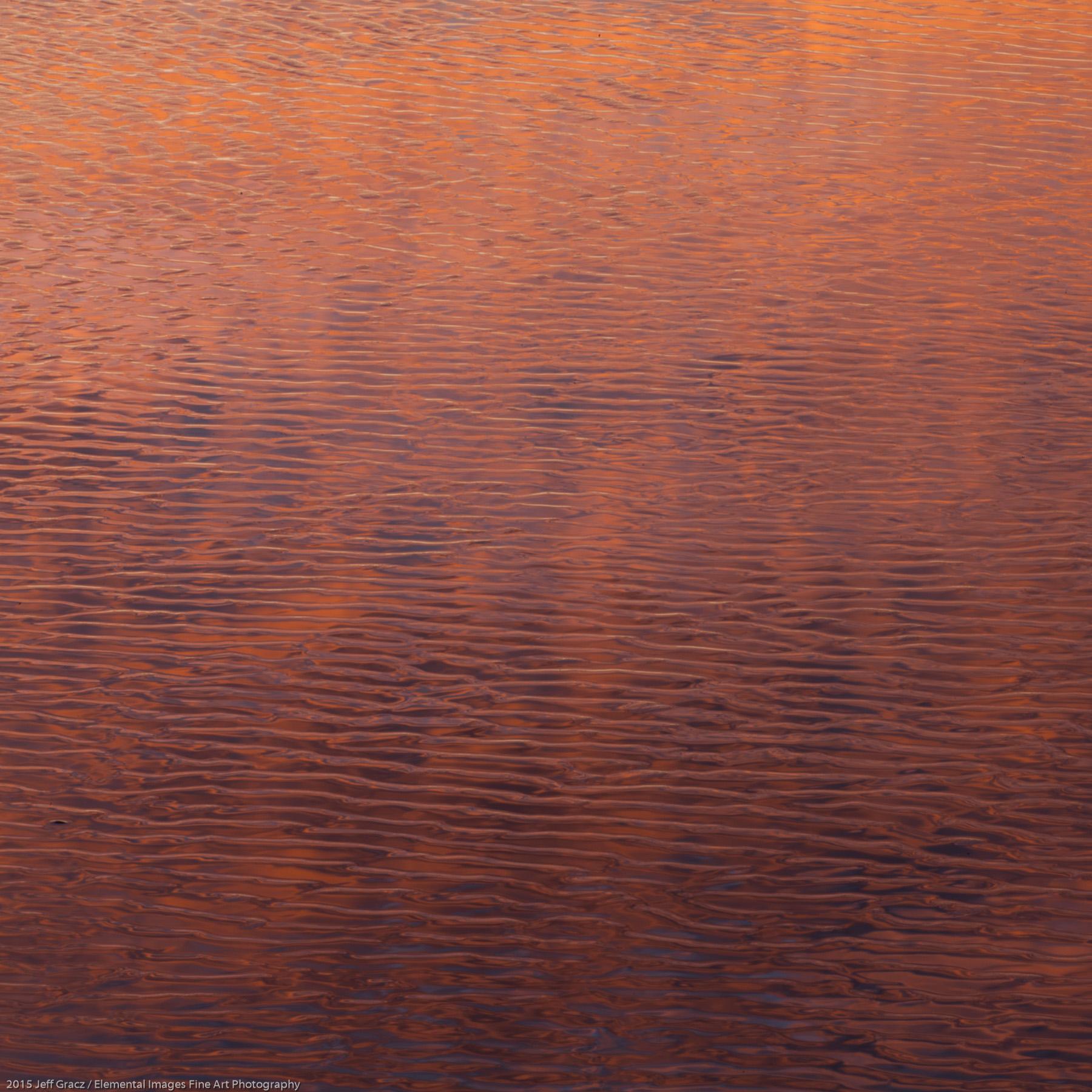 Water Reflections XV | Long Beach | WA | USA - © 2015 Jeff Gracz / Elemental Images Fine Art Photography - All Rights Reserved Worldwide