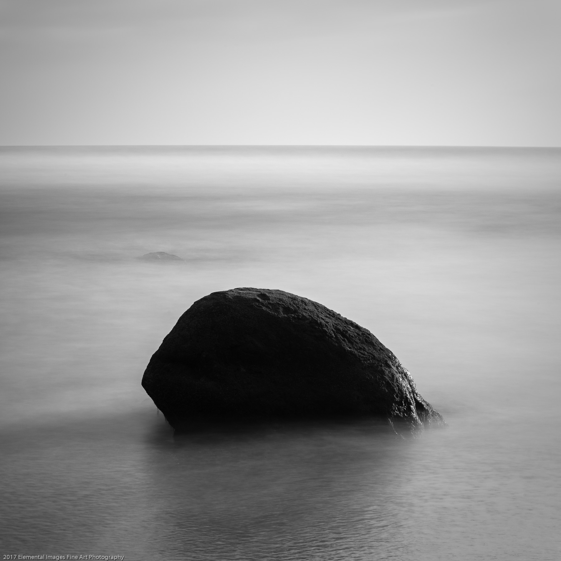 Zen Rocks #10 | Bandon | OR | USA - © 2017 Elemental Images Fine Art Photography - All Rights Reserved Worldwide